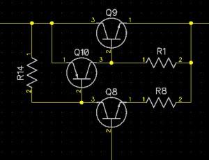 Double Sziklai Compound Transistor
