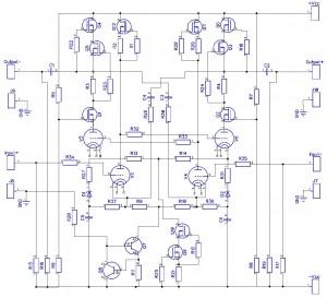 Upside-Down Differential DC Cathode Bias,  (C) zjj_wwa