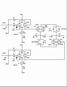 Covi Mark II Output Stage
