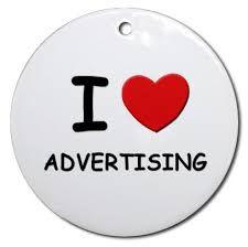 I love advertising