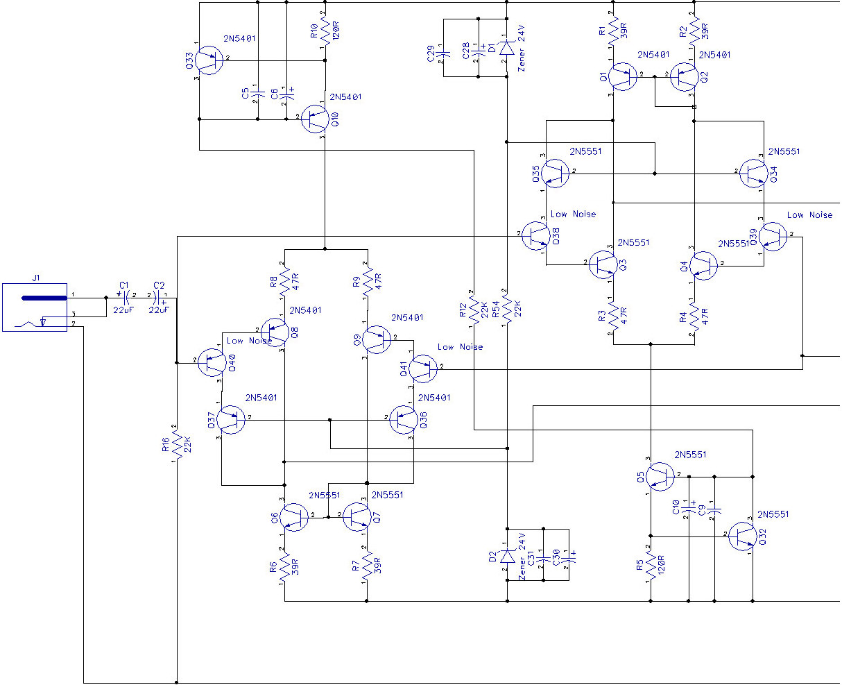 Hiend Audio Diy Hi Fi Stereo Electronics Site For Lovers Of Darlington Pair Circuit Hvlv