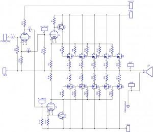 Technics Futterman OTL Hybrid v1.0b
