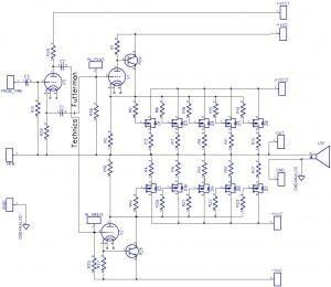 Technics Futterman OTL Hybrid v2.0b