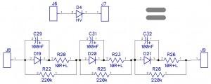 diode HV