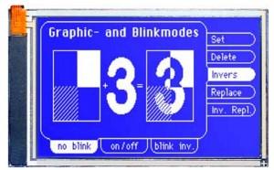 LCD graphics