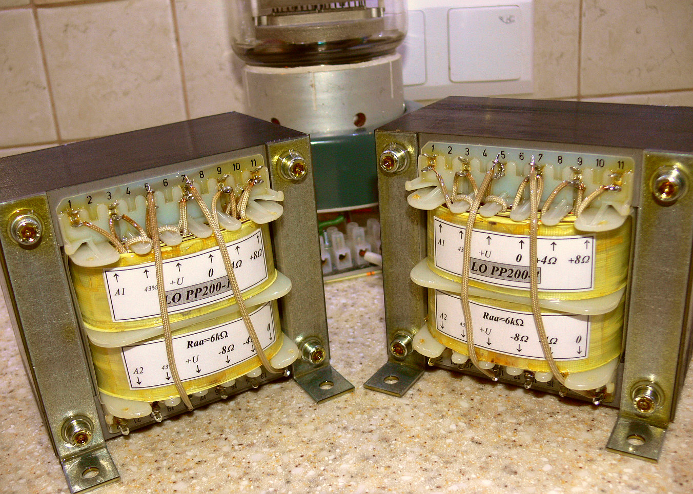 Hiend Audio Diy Hi Fi Stereo Electronics Site For Lovers Of Tube Power Amplifier 35w Push Pull P1130068 B