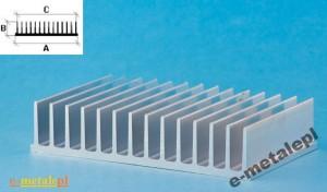 radiator profil