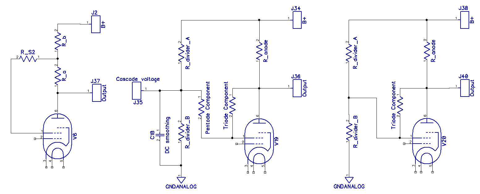 Hiend Audio Diy Hi Fi Stereo Electronics Site For Lovers Of Designed By John Broskie Made In Usa Ul Resistor Based Preamp Possibilities